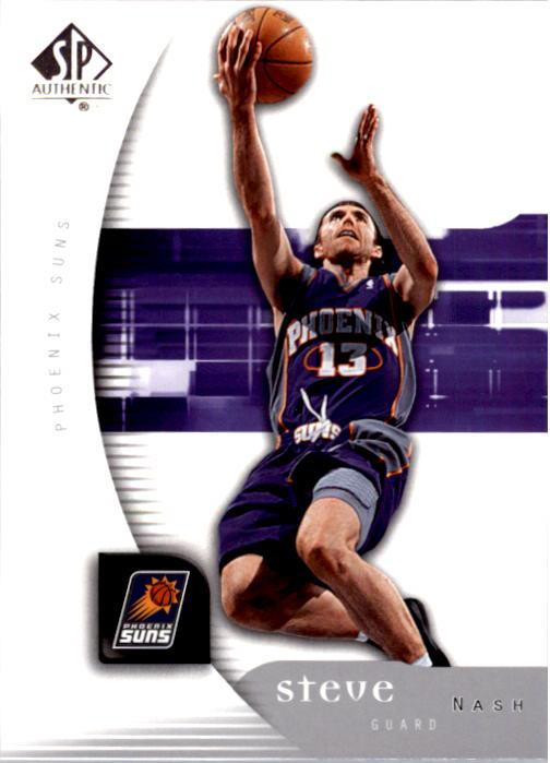 2005-06 SP Authentic #69 Steve Nash
