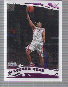 2005-06 Topps Chrome #208 Luther Head RC