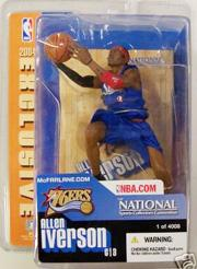 2004-05 McFarlane Basketball National Convention #10 Allen Iverson