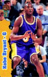 1997 Score Board Talk N' Sports Phone Cards $1 #36 Kobe Bryant