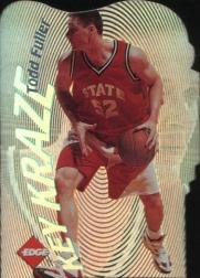 1996 Collector's Edge Key Kraze Die Cuts #7 Todd Fuller