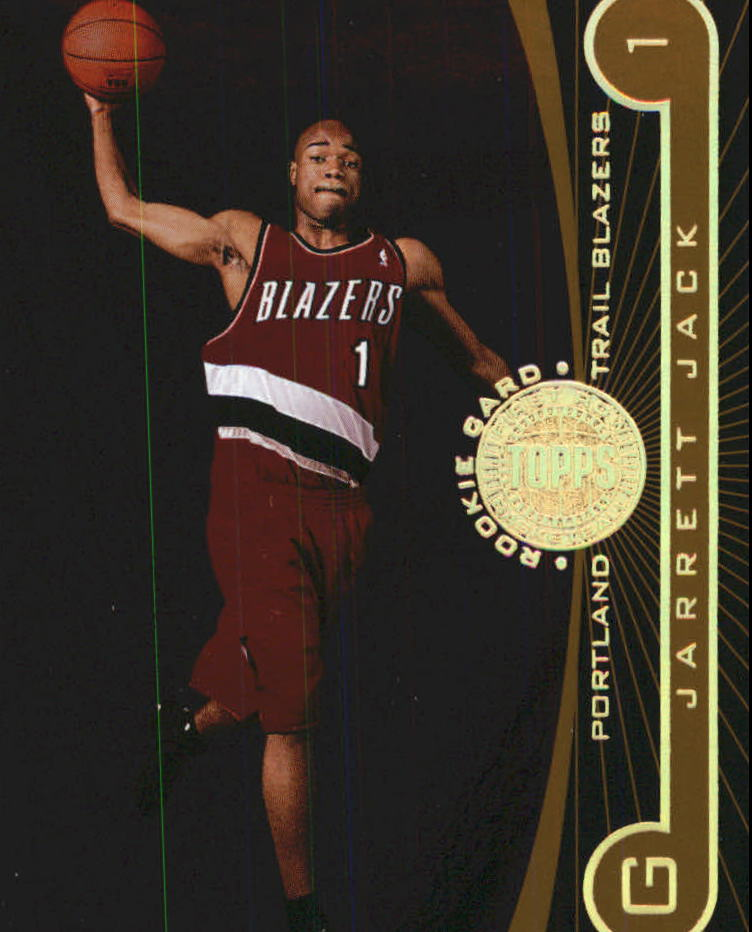 2005-06 Topps First Row 325 #105 Jarrett Jack