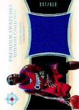 2005-06 Ultimate Collection Premium Swatches #PSEB Elton Brand