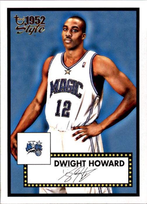 2005-06 Topps Style #23 Dwight Howard