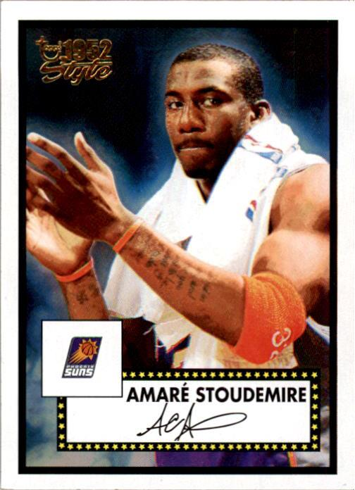2005-06 Topps Style #26 Amare Stoudemire