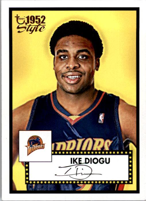 2005-06 Topps Style #133 Ike Diogu RC