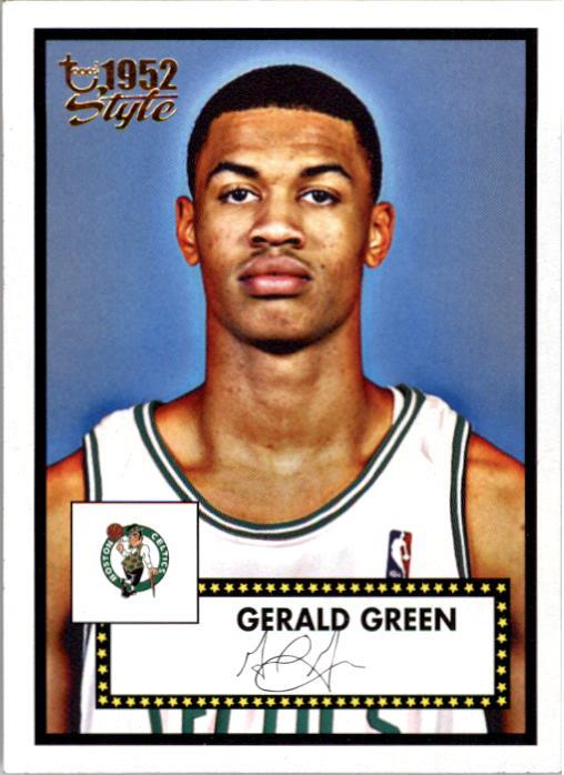 2005-06 Topps Style #135 Gerald Green RC