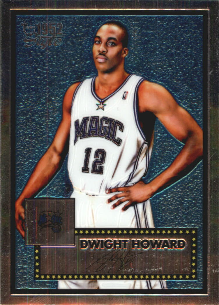 2005-06 Topps Style Chrome #23 Dwight Howard