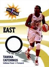 2006 WNBA All-Star Jerseys #RE3 Tamika Catchings