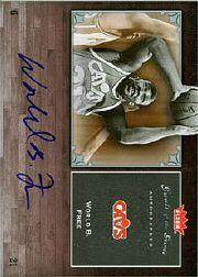 2005-06 Greats of the Game Autographs #GGWF World Free