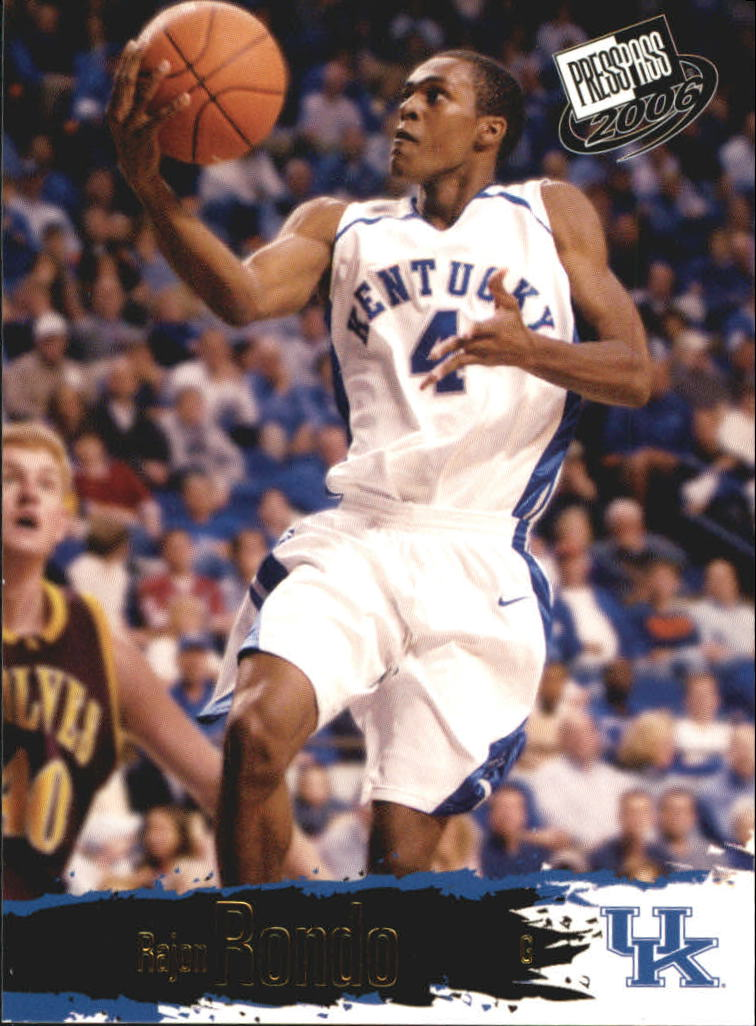2006 Press Pass #26 Rajon Rondo