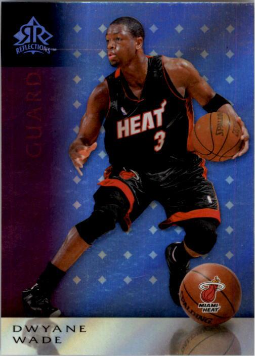2006-07 Reflections #51 Dwyane Wade