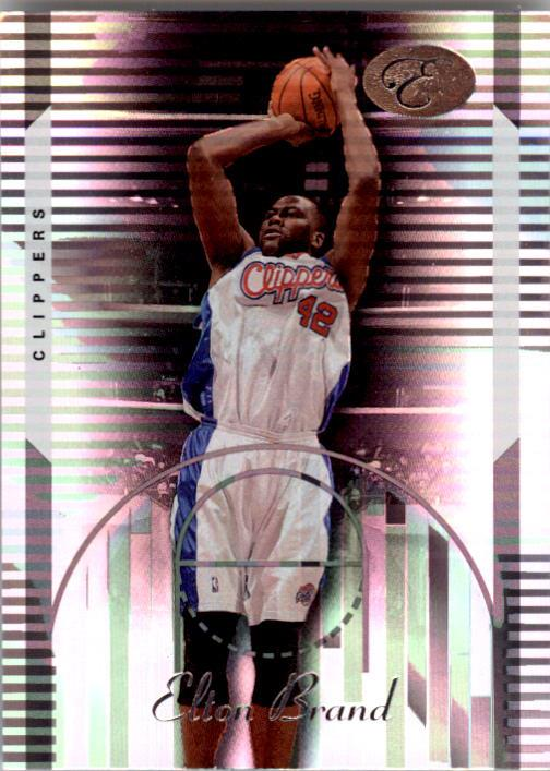 2006-07 Bowman Elevation #2 Elton Brand