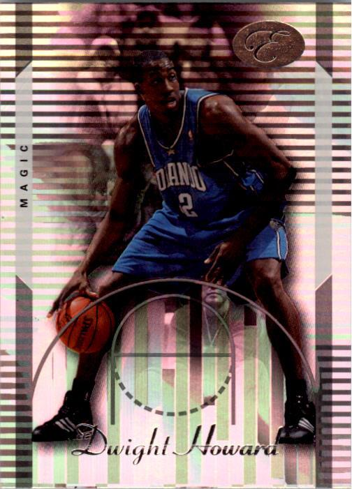 2006-07 Bowman Elevation #3 Dwight Howard