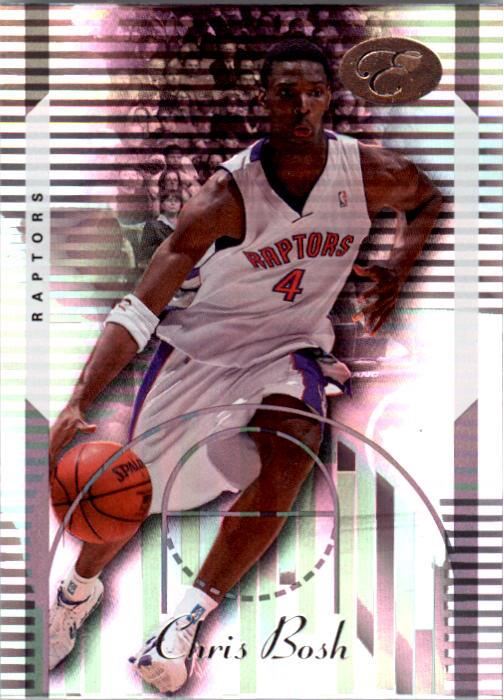 2006-07 Bowman Elevation #4 Chris Bosh