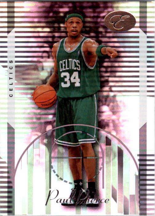2006-07 Bowman Elevation #8 Paul Pierce