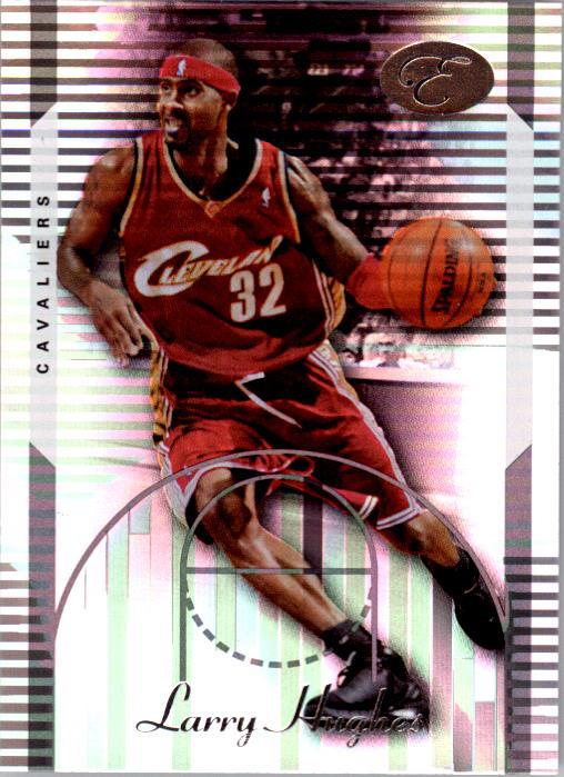 2006-07 Bowman Elevation #11 Larry Hughes