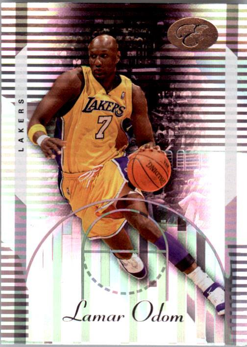2006-07 Bowman Elevation #13 Lamar Odom