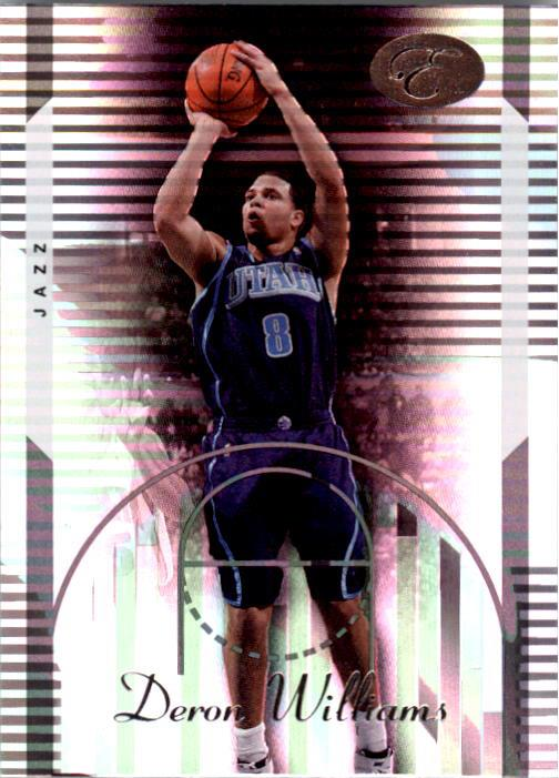 2006-07 Bowman Elevation #16 Deron Williams