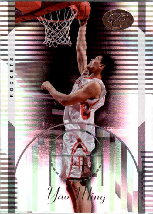 2006-07 Bowman Elevation #21 Yao Ming