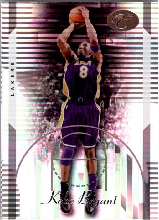 2006-07 Bowman Elevation #46 Kobe Bryant