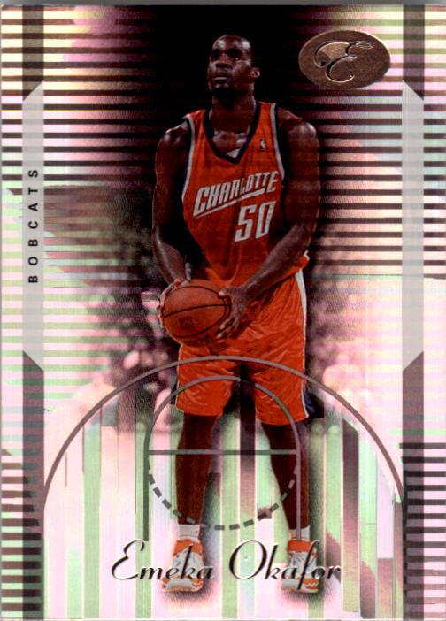 2006-07 Bowman Elevation #66 Emeka Okafor