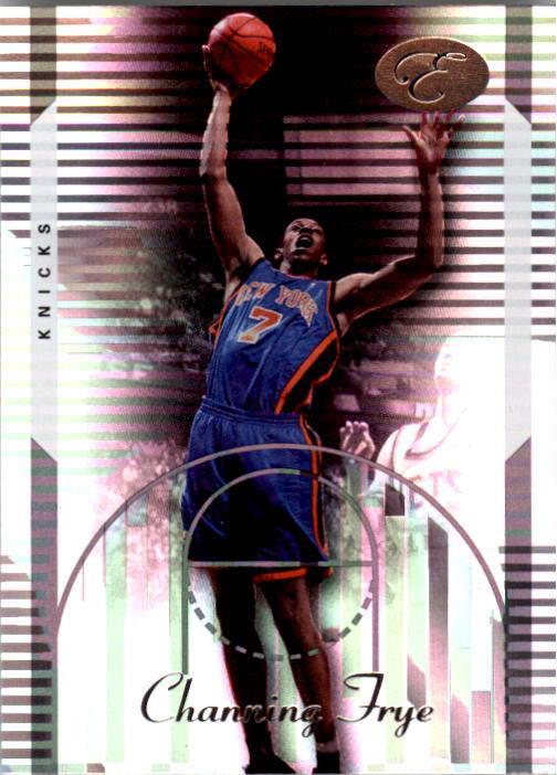 2006-07 Bowman Elevation #86 Channing Frye