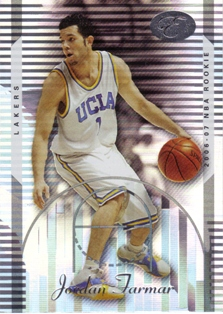 2006-07 Bowman Elevation #113 Jordan Farmar RC