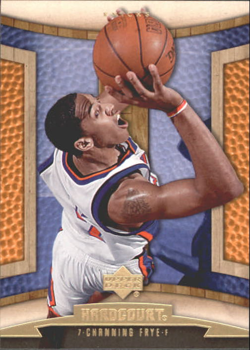 2006-07 Upper Deck Hardcourt #68 Channing Frye