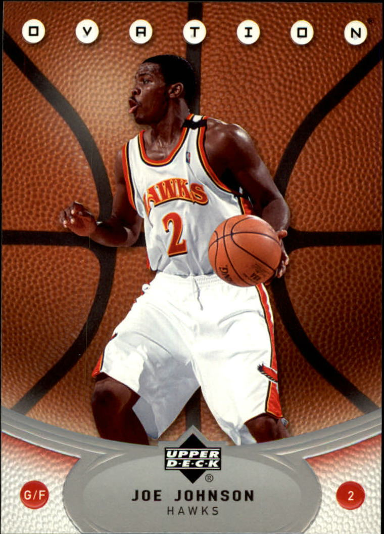 2006-07 Upper Deck Ovation #1 Joe Johnson