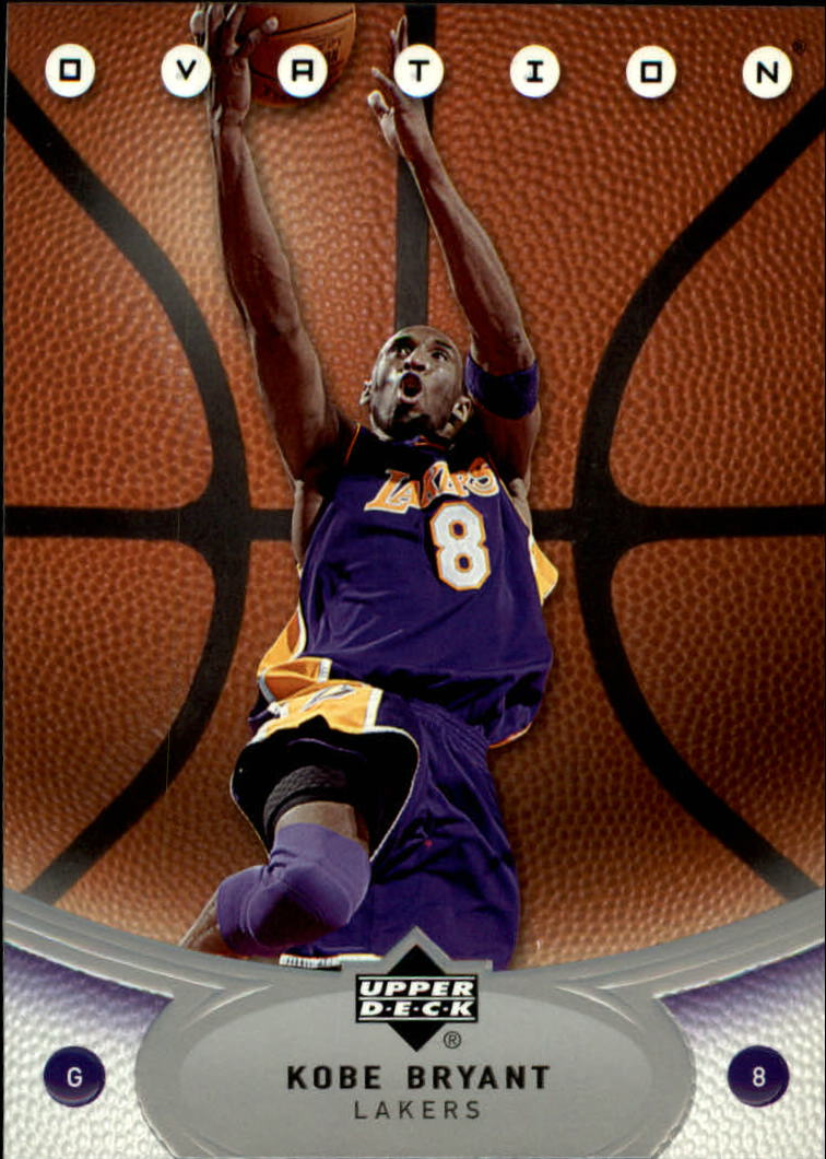 2006-07 Upper Deck Ovation #35 Kobe Bryant