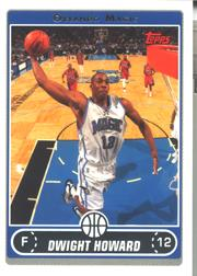 2006-07 Topps #12 Dwight Howard