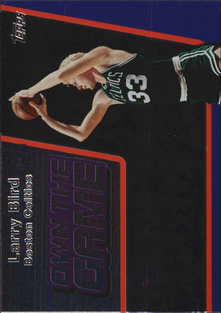 2006-07 Topps Own the Game #27 Larry Bird