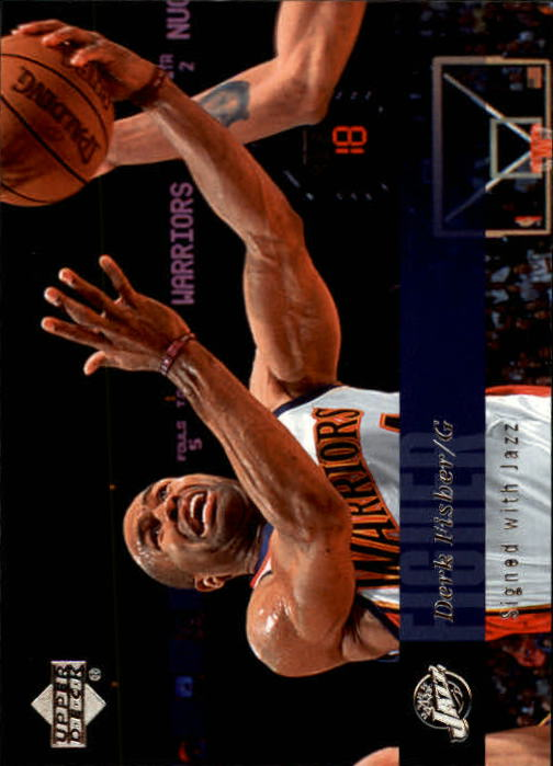 2006-07 Upper Deck #59 Derek Fisher