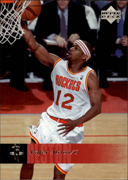 2006-07 Upper Deck #63 Rafer Alston
