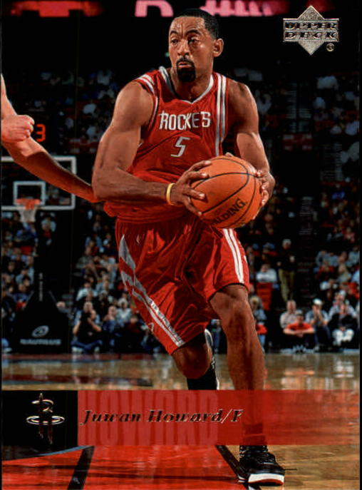 2006-07 Upper Deck #65 Juwan Howard