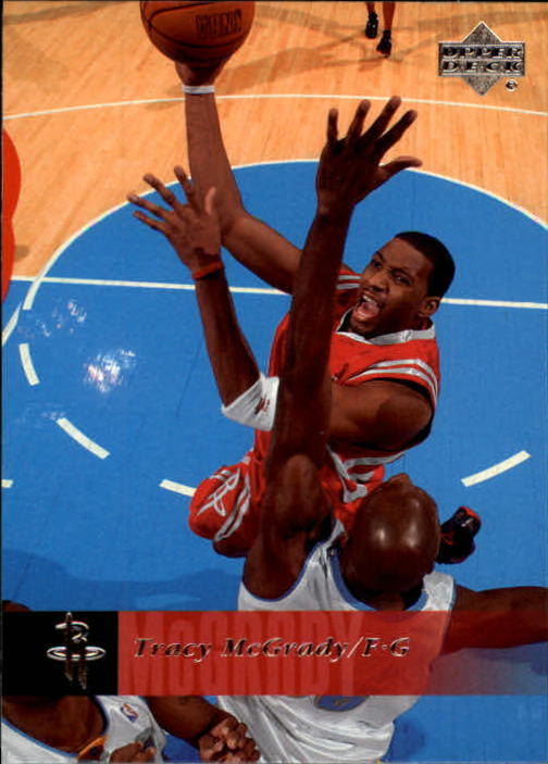 2006-07 Upper Deck #66 Tracy McGrady