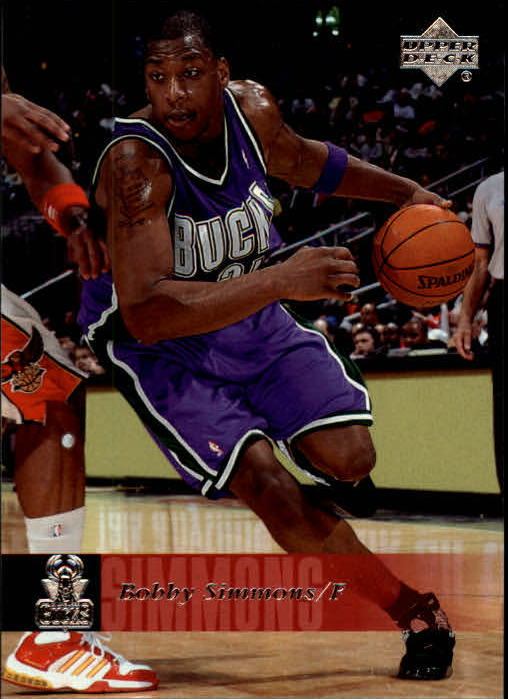 2006-07 Upper Deck #108 Bobby Simmons