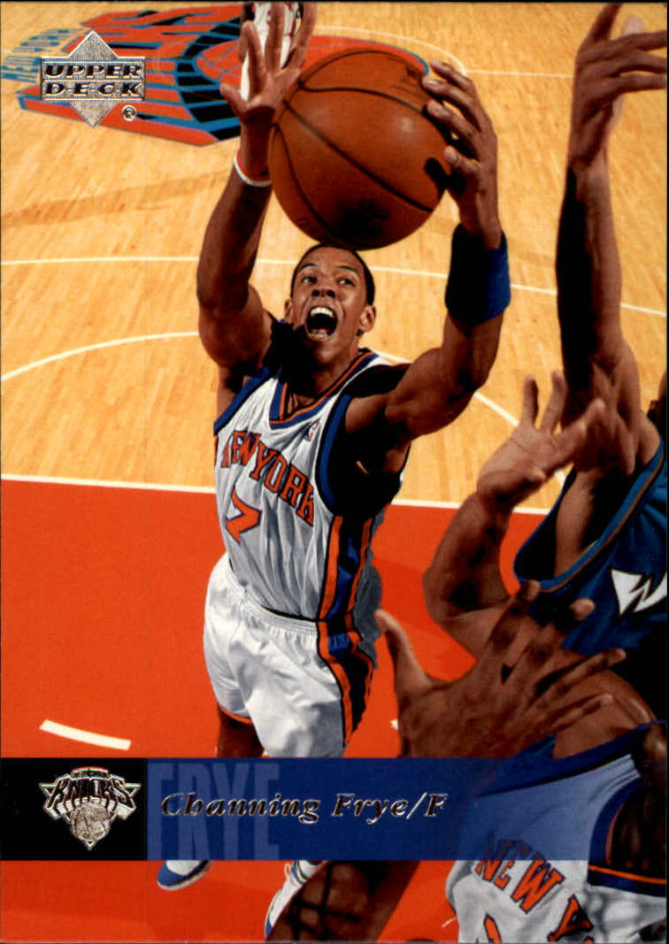 2006-07 Upper Deck #132 Channing Frye