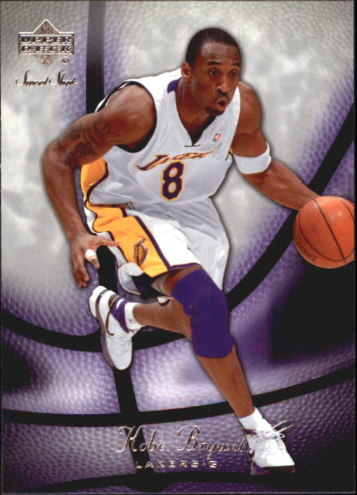 2006-07 Sweet Shot #38 Kobe Bryant