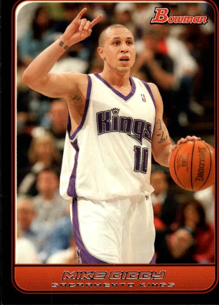 2006-07 Bowman #28 Mike Bibby