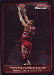 2006-07 Bowman Chrome #74 Tracy McGrady