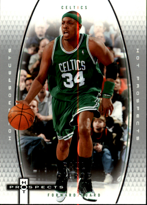 2006-07 Fleer Hot Prospects #4 Paul Pierce