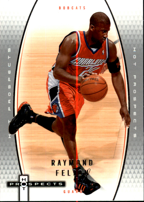 2006-07 Fleer Hot Prospects #5 Raymond Felton