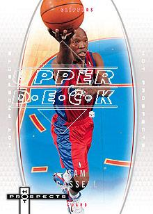 2006-07 Fleer Hot Prospects #24 Sam Cassell