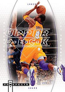 2006-07 Fleer Hot Prospects #25 Kobe Bryant