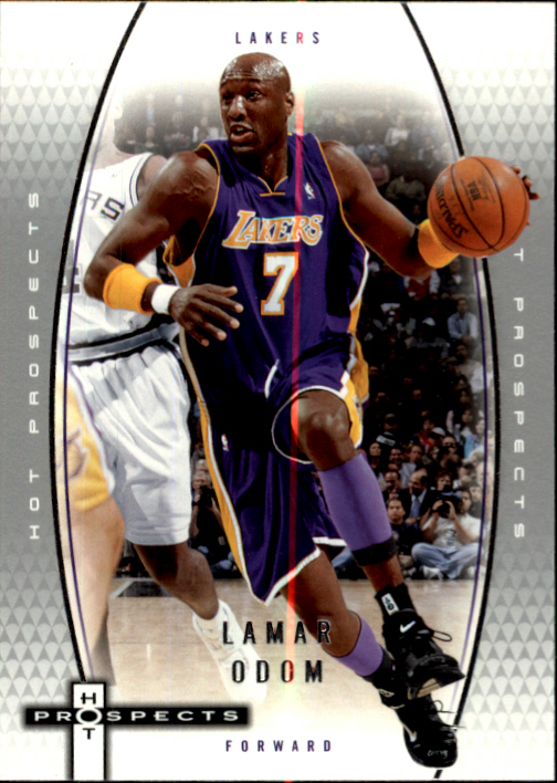 2006-07 Fleer Hot Prospects #26 Lamar Odom