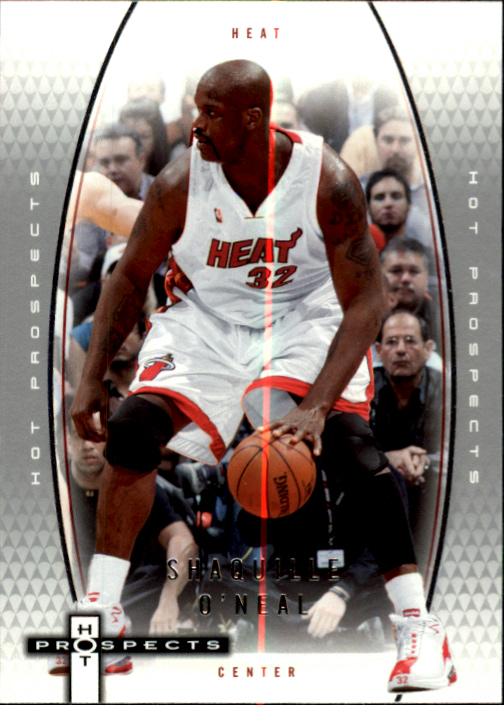 2006-07 Fleer Hot Prospects #29 Shaquille O'Neal