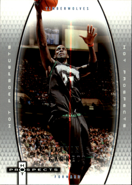 2006-07 Fleer Hot Prospects #33 Kevin Garnett