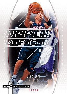 2006-07 Fleer Hot Prospects #36 Jason Kidd